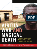Virtual War and Magical Death by Neil L. Whitehead