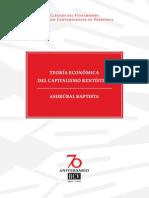 Baptista Teoría Económica del Capitalísmo Rentístico (2009)