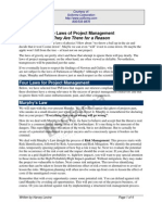 The Laws of Project Management.pdf
