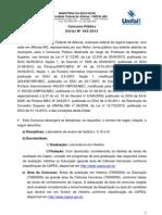 UNIFAL - História 2013
