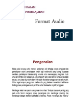 Format Audio Tmk