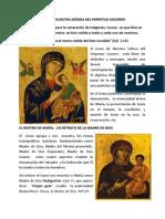 Icoco de La Virgen Del Perpetuo Socorro