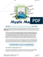 Mystic Mess, The Message Bible