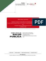 Equidad e Inversion en Salud Publica