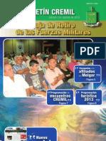 Boletin CREMIL Edicion 134