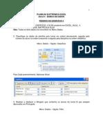 Excel Aula 4
