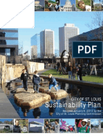 City of St Louis Sustainability Plan