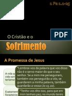 O Cristão e o Sofrimento