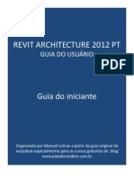 Revit Architecture 2012 PT Guia Do Iniciante