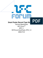 NFC Smart Poster Record Type Definition Technical Specification