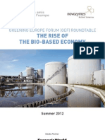 FoE 2012 the Rise of the Bio-based Economy Report WEB