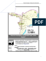 Planul de Amenajare a Teritoriului Zonal ,,Delta Dunarii''