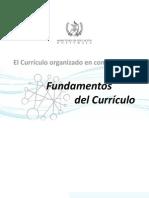 Módulo de Fundamentos del Currículo