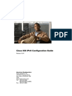 Cisco IOS IPV6 training book