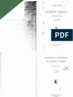 Darío, Ruben - escritos inéditos.pdf