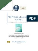 Monografía °El Próximo Escenario Global°