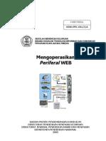 Mengoperasikan Periferal Web