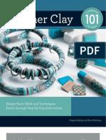 Polymer Clay 101