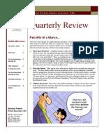 June 2007 Quarterly Newsletter