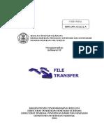 Mengoperasikan Software FTP