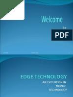 Edge Technology (Rahul Raj)