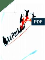 LPKN - Roteiro de Treino LE PARKOUR - MOVIMENTOS NATURAIS