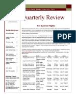 June 2008 Quarterly Newsletter