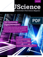 NU Science Magazine Issue 14