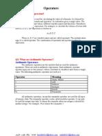C Language Basic Chapter 3