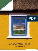 Guia completa de casas y hoteles con encanto de España