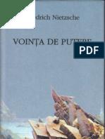 Friedrich Nietzsche - Vointa de Putere - Aion (1999)