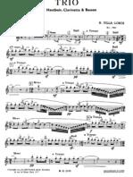 Villa-Lobos, H. - Trio for oboe, clarinet and bassoon.pdf