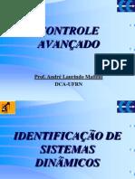 5- Identificação de Sistemas (1)