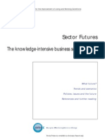 The Knowledge-Intensive Business Services Sector