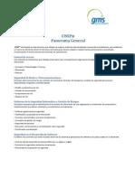 CISSP - Panorama General