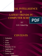 Artificial Intelligence (Rahul Raj)