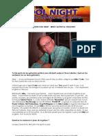 Bruce Gaitsch Coolnight Interview French 10022009