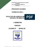 Farmacologia i, Francisco Guaman