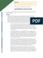 2011Direct Effects of Ionizing Radiation on Macromolecules.pdf