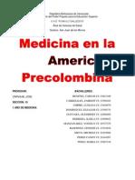 America Precolombina - Informe