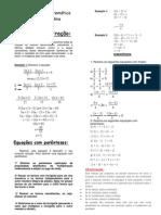 Apostila de Matemática 6ª