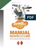 Manual Desafio Sebrae 2009[1]