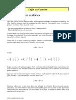 Ecuaciones Matrices