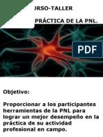 Presentación Curso-Taller Teoría y Practica de la PNL.