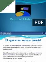 CONIDA_RecursoHidrico_30Nov09