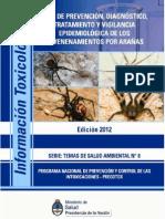 GUÍA DE ARAÑAS 2012