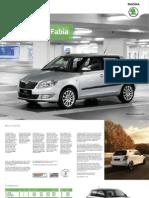 Brochure Fabia