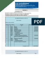 El Guacho Veloz - Registro Contable de Operaciones