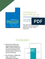 Efrain Introduccion APA 6ta Edicion-parte I Agosto2010[Full]