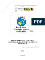 Praticas Educativas Manejo Comportamental e Comportamentos Pro Sociais